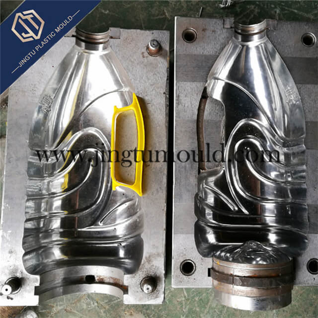 Blowing Mold for PET Plastic Oil Bottle