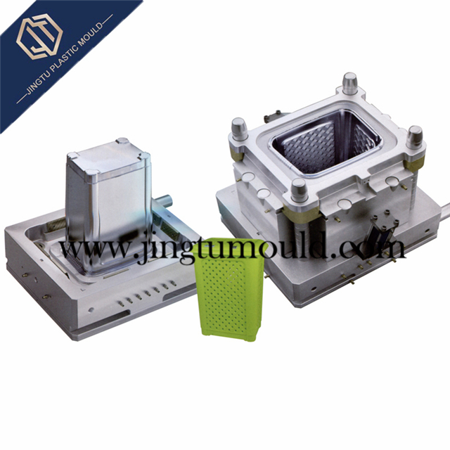 PP Household Injection Mold for Plastic Barrel Bucket