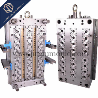 Hot Runner 24 Cavity 28mm neck Preform Mould