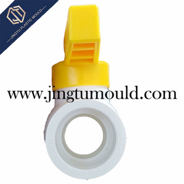 Plastic Mould for PPR Special-shaped Ball Valve