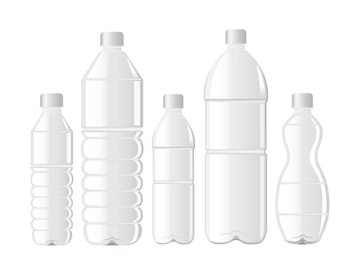 Biodegradable PLA Bottles /Preform Made Of New Materials-Corn