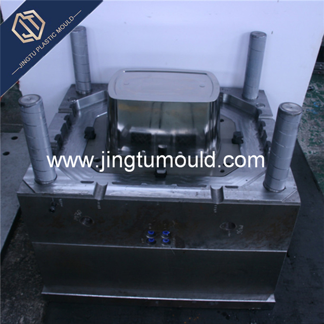 Injection Mold for Multifunctional Plastic Box
