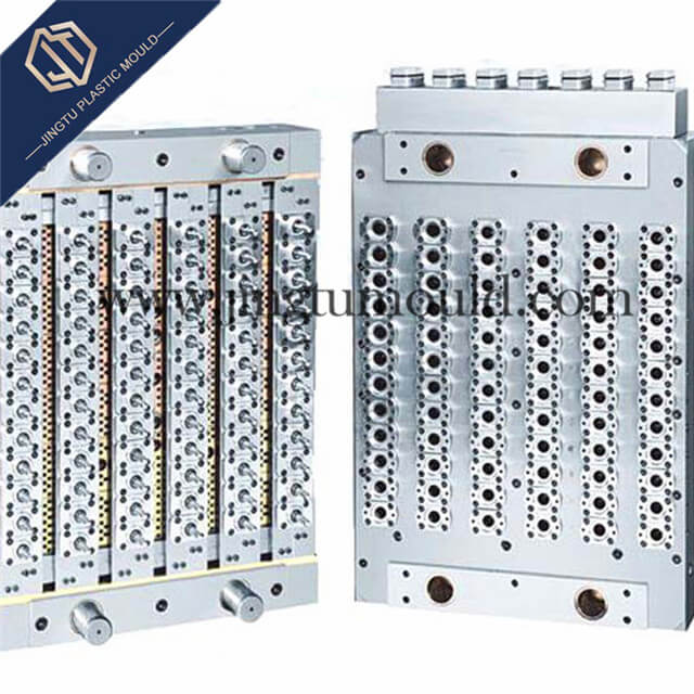 72 cavity PET Plastic Water Preform Mould